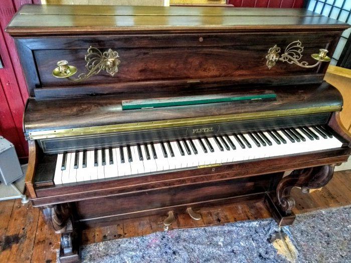 Pleyel - volledige restauratie